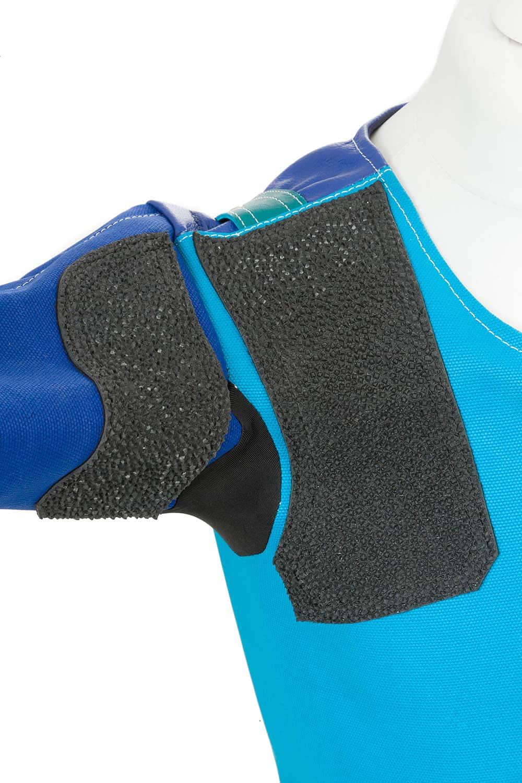 Non-slip rubber shoulder pad - Centaur Standard 19 Double Canvas Target Shooting Jacket