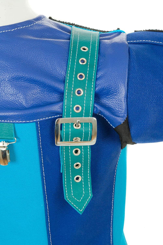 Leather shoulder strap - Centaur Standard 19 Double Canvas Target Shooting Jacket