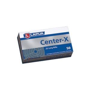 Lapua Center-X .22RF